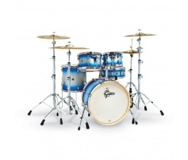 Gretsch Catalina Birch Special Edition 5-Parça Shell Pack Davul Seti (Blue Silver Duco)