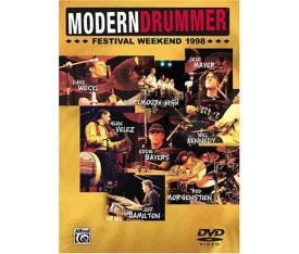 Hudson Music Modern Drummer Festival Weekend 1998 DVD