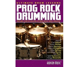 "Hudson Music ""Prog Rock Drumming"" DVD"