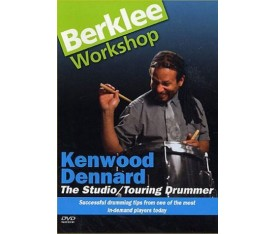 "Kenwood Dennard ""Berklee Workshop"" DVD"