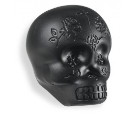 LATIN PERCUSSION LP006-BK - LP® Sugar Skull Shaker Black