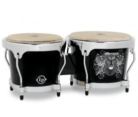 "LATIN PERCUSSION LPA602-SNL - LP® Santana® Lion 6-3/4"" & 8"" Ağaç Bongo"