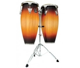 Latin Percussion LPA646VSB Aspire 10&11 Conga Set ve Stand