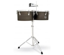 "LATIN PERCUSSION M258 - Matador® 14"" & 15"" Barrio Deep Shell Timbale"