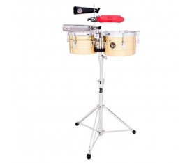 LATIN PERCUSSION LP272-B - 9-1/4'' & 10-1/4'' Tito Puente Timbal