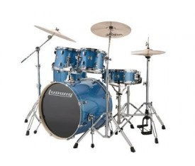 Ludwig Element Evolution LCEE20023 Blue Sparkle Bateri Seti