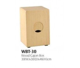 Maxtone WBT-30 Cajon Wood Box