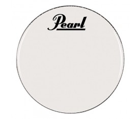 "Pearl BR 1226 PL 26"" SMOOTH WHITE MARCHING BASS HEAD"