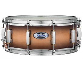 "PEARL MCT1455S/C351 - Masters Maple Complete Satin Natural Burst 14""x5.5"" Trampet"