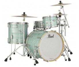 PEARL MCT925XEP/C414 - Masters Maple Complete Ice Blue Oyster 5 Parça (22B/10T/12T/14F/16F) Akustik Davul Seti