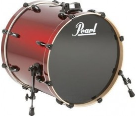 PEARL VML2018B /C 20x18 Bass Drum w/BB300