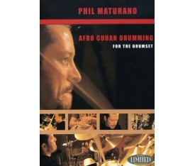 "Phil Maturano ""Afro Cuban Drumming"" DVD"