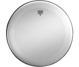 Remo Bass Powerstroke 3 Smooth White 20 Diameter Dynamo No Stripe