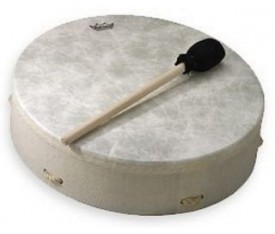 "REMO E1-0322-11- 22""x3,5"" Buffalo Drum"