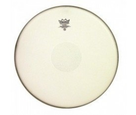 "REMO PX-0114-C2- Batter POWERSTROKE X Kumlu 14"" Deri Şeffaf Dot On Top"