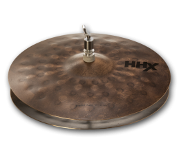 "Sabian 11302XNJM 13"" HHX Fierce Hi-Hat"