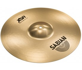 "Sabian XSR1609B 16"" XSR Serisi Brilliant Rock Crash"