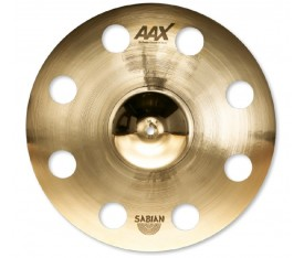 "Sabian 21800X 18"" AAX Serisi O-zone Crash"