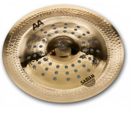 "Sabian 19"" AA Holy China Brilliant"