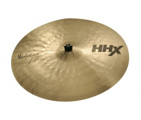 "Sabian 22"" Manhattan Jazz Ride HHX"