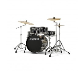 Sonor AQ1 Studio Akustik Davul Set (Piano Black)