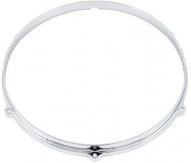 "TAMA MDH13-6H - Die-Cast 13"" 6-Delikli Brushed Nickel Kasnak"