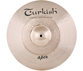 "Turkish Cymbals Apex 16"" Crash"