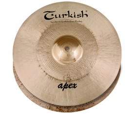 "Turkish Cymbals Apex 14"" Hihat"