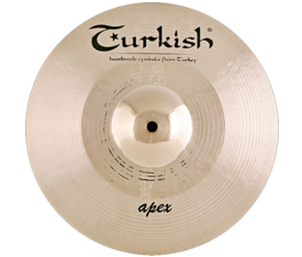 "Turkish Cymbals Apex 10"" Splash"