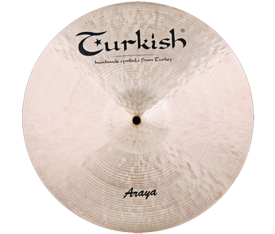 "Turkish Cymbals Araya 17"" Crash"