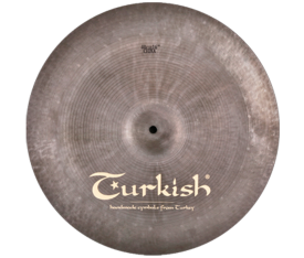 "Turkish Cymbals Classicdark 17"" China"