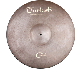 "Turkish Cymbals Classicdark 21"" Ride"