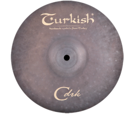 "Turkish Cymbals Classicdark 10"" Splash"
