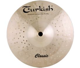 "Turkish Cymbals Classic 8"" Splash"