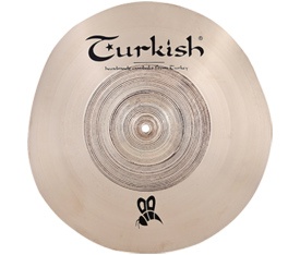 "Turkish Cymbals Bee 14"" Crash"