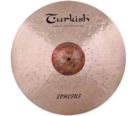 "Turkish Cymbals Ephesus 22"" Ride Heavy"