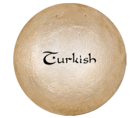 "Turkish Cymbals Brilliant 19"" Gong"