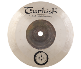 "Turkish Cymbals Löβ 7"" Splash"