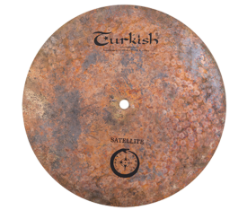 "Turkish Cymbals Satellite 9"" Bell"