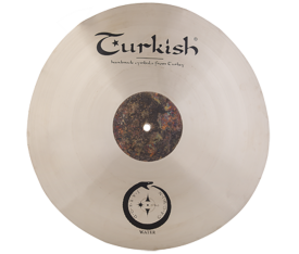 "Turkish Cymbals Water 20"" Crash"