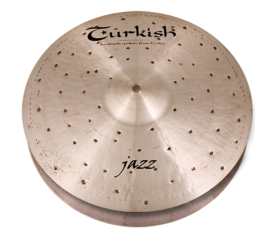 "Turkish Cymbals Jazz 13"" Hihat"
