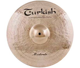 "Turkish Cymbals Moderate 20"" Ride"