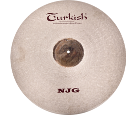 "Turkish Cymbals Njg 18"" Crash"