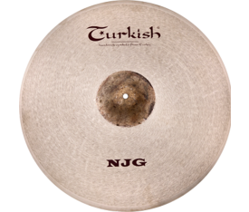 "Turkish Cymbals Njg 22"" Ride Medium"