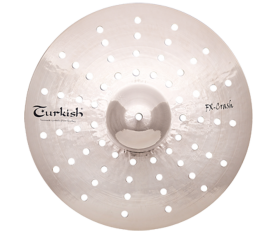 "Turkish Cymbals Rock Beat 16"" Fx -Crash"