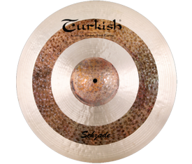 "Turkish Cymbals Sehzade 22"" Ride"