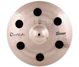 "Turkish Cymbals Sirius 14"" Crash"