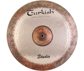 "Turkish Cymbals Studio 20"" Ride"