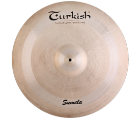 "Turkish Cymbals Sumela 21"" Ride"