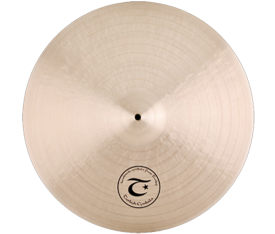 "Turkish Cymbals Vintage Soul 24"" Ride"